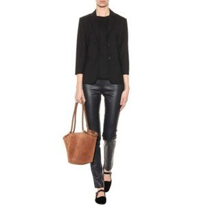 The Row New Schoolboy Two-Button Black Blazer | 4